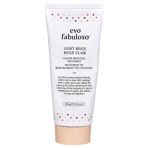 Evo Fabuloso Light Beige Color Intensifying Conditioner