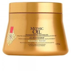 L'Oreal Professionnel Mythic Oil Thick Hair Masque