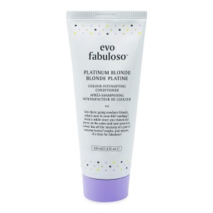 Evo Fabuloso Platinum Color Intensifying Conditioner